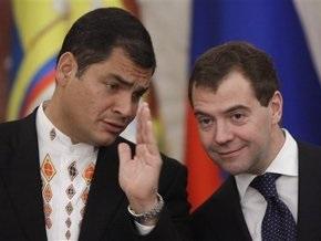 Эквадор заявил о готовности рассмотреть вопрос признания Абхазии и Южной Осетии