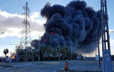 В Іспанії стався вибух на хімзаводі