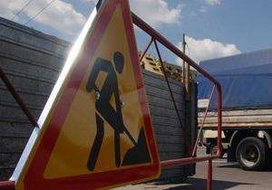 На столичном мосту Патона уберут реверсную полосу
