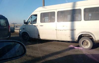 В Днепре водитель маршрутки умер за рулем