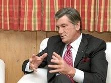 Ющенко договорился об IPO для украинских компаний в Нью-Йорке