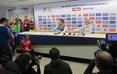 Чемпіонат світу з біатлону стартував з допінгового скандалу