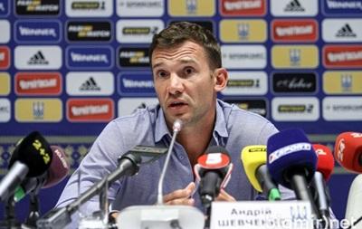 Шевченко відвідає матчі Шахтаря і Динамо на підготовчих зборах