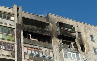 На Луганщині вибух у дев ятиповерхівці