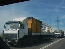 Столичные власти планируют запретить въезд грузовиков в Киев