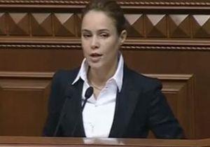 Цуценята не могут покупать себе в кишчачих магазинах : Королевская удивила депутатов грубостью и несуразностью выступления