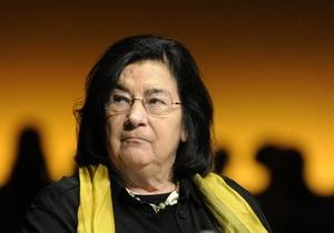 Умерла немецкая писательница Криста Вольф