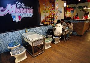 В Лондоне набирают популярность рестораны в помещениях бывших общественных туалетов