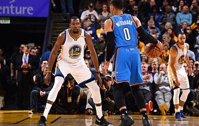 НБА: Голден Стэйт переиграли Оклахому, Лень вышел в старте Финикса