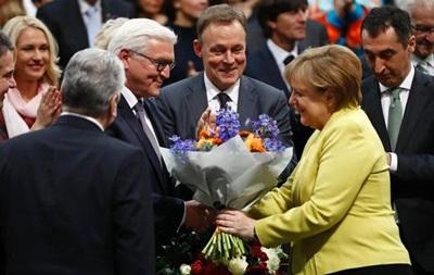 Президентом Германии избран Штайнмайер