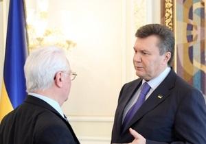 Янукович посоветовал Кравчуку не раздражать его: Я и так раздражен
