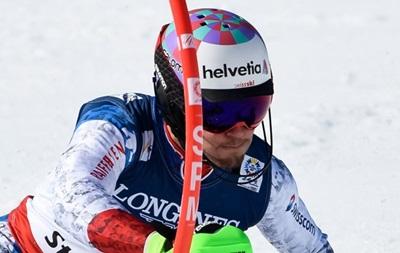 Швейцарец Эрни – чемпион мира в альпийской комбинации