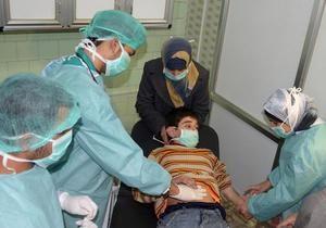 ООН расследует сообщения о применении химического оружия в Сирии