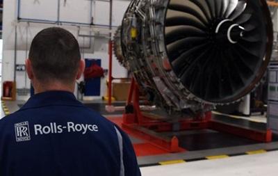 Rolls-Royce отримав рекордні збитки