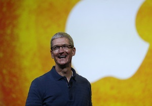 Глава Apple выпьет чай с любым желающим за четверть миллиона долларов