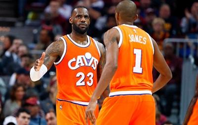 НБА: Перемога Клівленда, поразка Лейкерс
