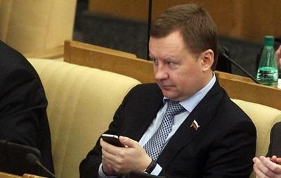 У Росії оголосили в розшук депутата-перебіжчика