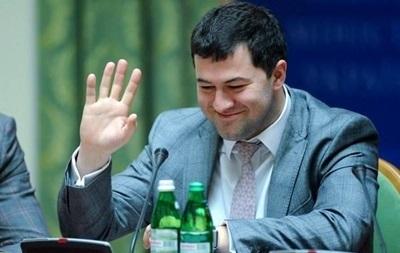Данилюк не відкидає звільнення Насирова