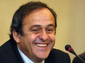 УЕФА: Платини не говорил об отстранении Украины от Евро-2012
