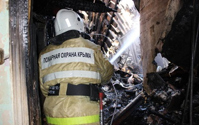 У Сімферополі від вибуху газу загинула жінка