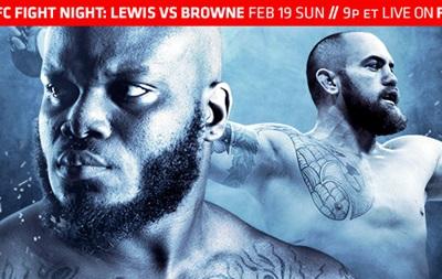 Браун - Льюїс: Промо відео UFC Fight Night 105