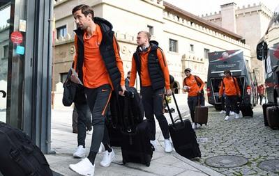 Шахтар прибув до Іспанії на поєдинок проти Сельти