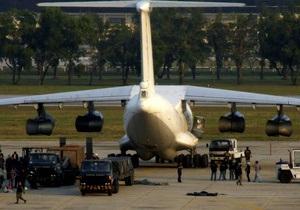 В Киеве работает спецгруппа по расследованию задержания в Таиланде самолета с оружием