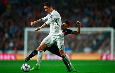 Реал здобув вольову перемогу над Наполі