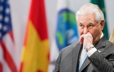 ЗМІ: Тиллерсон залишився без готелю на саміті G20