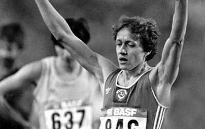 Умерла легендарная украинская легкоатлетка