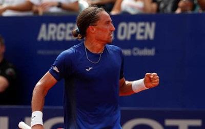 Українець Долгополов переміг Нісікорі у фіналі Argentina Open