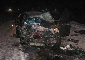 В ДТП близ Переяслава погибли четверо