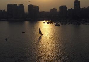 На Ниле столкнулись два парома: 80 человек пропали без вести