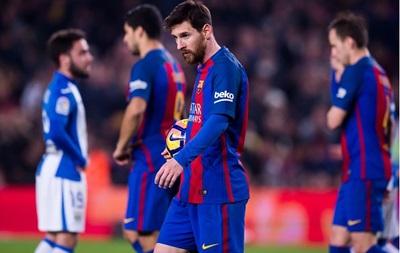 Мессі хоче, щоб три гравці залишили Барселону – ЗМІ