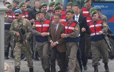 В Турции проходит суд за попытку покушения на Эрдогана