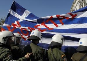 Страна остановилась. Греция охвачена массовой забастовкой