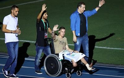 Гравець Шапекоенсе, котрий вижив, хоче стати паралімпійцем