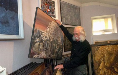 У знаменитого українця викрали 101 картину