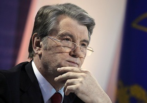 Ющенко сегодня поучаствует в шоу Шустер Live
