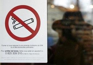 Британцы смогут покупать сигареты только из-под прилавков
