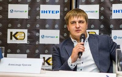 Красюк: Квітень – місяць українського боксу на НВО