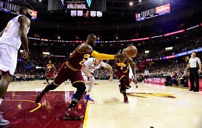 НБА: Перемога Клівленда, Новий Орлеан поступився в матчі Казинса
