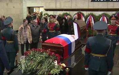 Похороны Чуркина
