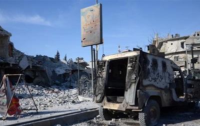 Количество жертв теракта в Сирии выросло до 68