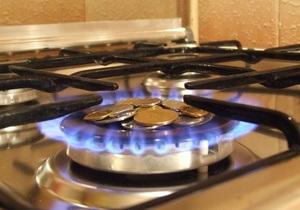 Газ Украины снова ограничил поставки газа Киевэнерго