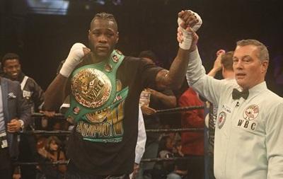 Уайлдер захистив титут чемпіона світу