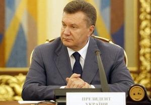 Янукович: Регионы имеют право на культурно-языковое самоопределение