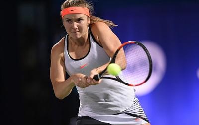 Світоліна піднялася на друге місце в чемпіонській гонці WTA