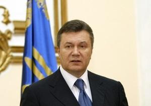Янукович обещает поднять уровень жизни в западных регионах Украины