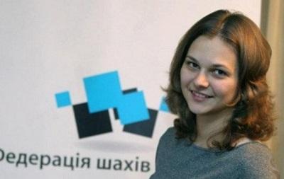 Шахи: Музичук зіграла внічию в першій партії фіналу ЧС
